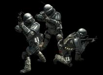 Russian Heavy Commandos