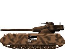 Lion Heavy Tank