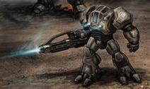 Armoured Assault Trooper