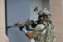 Navy SEAL HK416