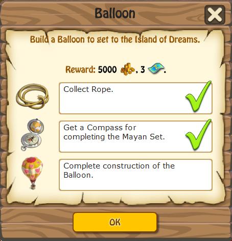 Balloon, Task