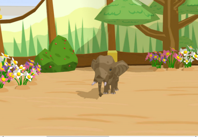 File:Baby african forest elephant.png