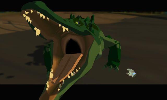 File:Green alligator.jpg