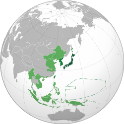 Japanese Empire (orthographic projection) svg