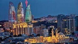 Ciudad de Bakú City of Baku IGEO.TV