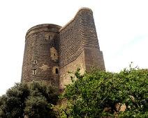 Maiden tower-Giz galasi