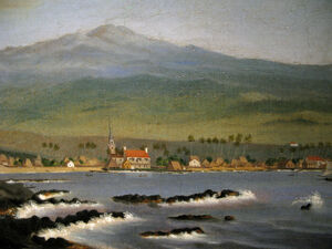 WLA haa James Gay Sawkins Kailua-Kona