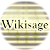 Wikisage logo nw