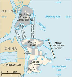 Macau-CIA WFB Map