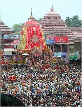Rath Yatra Puri 2007 11071
