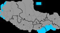 Xizang prfc map