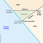 Delimitación entre Chile y el Perú 3
