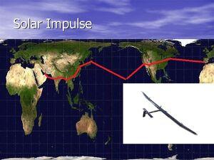 Solar impulse 2n1