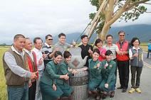 2014-11-22 Tea Kattle art in Taitung Kaneshiro Takeshi Tree