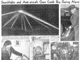 1942年洛杉磯之戰