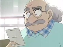Detective Conan,Agasa Hiroshi
