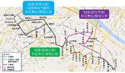 新竹市公車52路路線圖