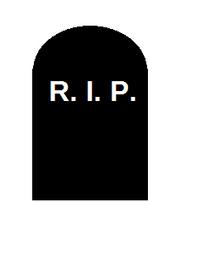 墳墓示意圖