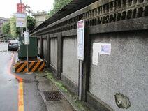新竹市南大食品路口站站牌 (2020-05-22)