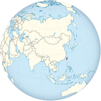 250px-Taiwan on the globe (Asia centered) svg