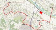 新竹輕軌紅線路線圖(含地圖)