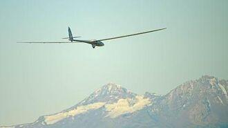 Airbus Perlan Mission II takes flight