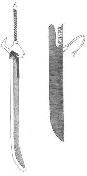 Onyx-sword