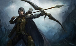 28-hood-man-archer-illustrations-drawings-artworks