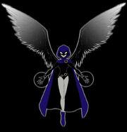 Teen Titans Raven01