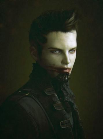 Male vampire foto 23