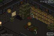 Warehouse-secret