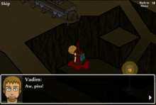 Vadim Dies