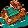 Building Port level 1
