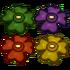 Pixie pollen