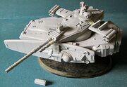 MEH Tank Prototype