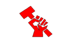 Humanist flag rough