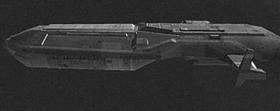 Missile frigate
