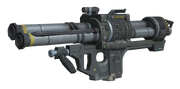 Rocket Launcher Cropped