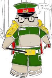 Peter of spongeworld