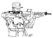 Infantry Sgt