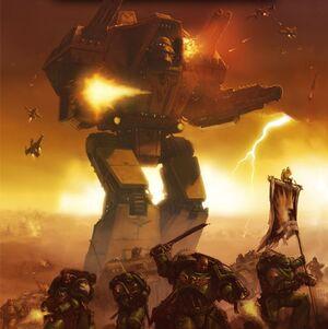 Titan Space Marines