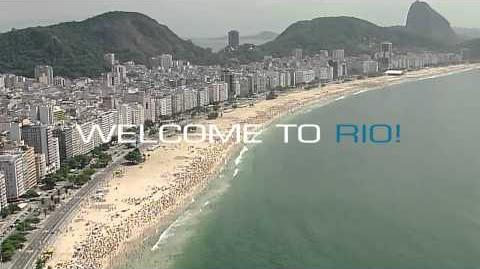 WorldVision 01 in Rio De Janeiro Promo Video