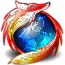Firefox red copia