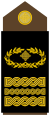 Yugoslav Army BrigGen-ins