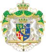 Coat of Arms of the Kingdom of Ireland