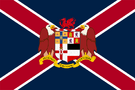 Flag of the Free State Amerikaner