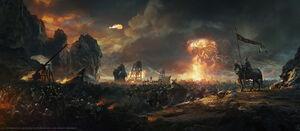 Battlefield by 88grzes-d72zfe4