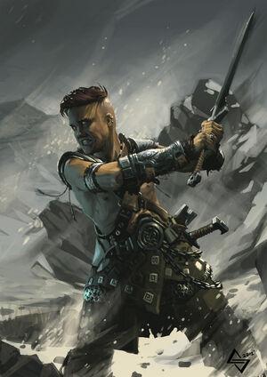 Dragonborn by pusiaty-d4vupr8