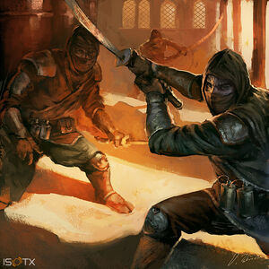 Ninjas by daroz-d65tyak