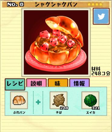 Dish No. 8